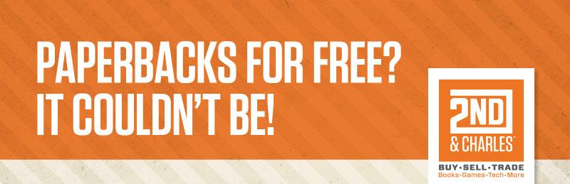 Free Paperbacks!